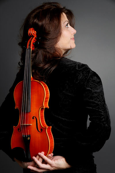 violinist and violin teacher in Toronto